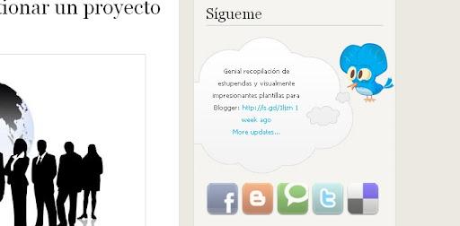 zonacerebral Creative Twitter Status Designs