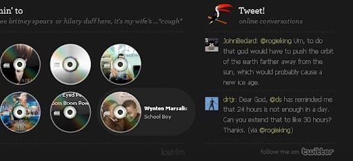 komodomedia Creative Twitter Status Designs