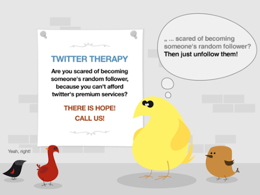 twitter+therapy+comic 50+ Most Amazing and Funny Twitter Comics
