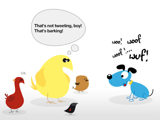 this is no tweeting 50+ Most Amazing and Funny Twitter Comics