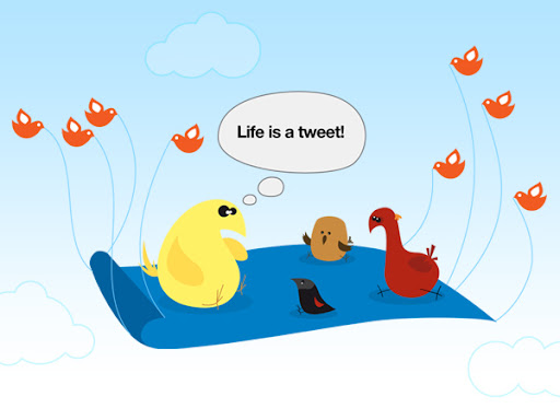 life is a tweet 50+ Most Amazing and Funny Twitter Comics