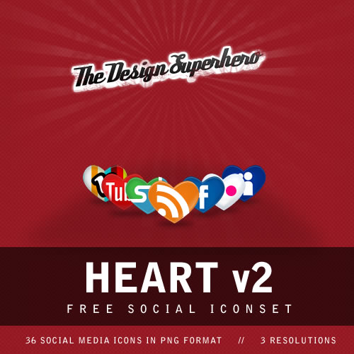 free+beautiful+social+icons+blogs+%281%29 Social Network Icons Reloaded