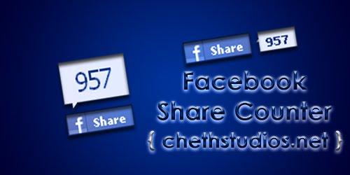 official+facebook+share+counter chethstudios HOW TO: Official Facebook Share Counters for Blogs