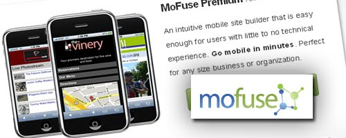 mofuse Create Mobile Version of Blog: 12 Free Alternatives