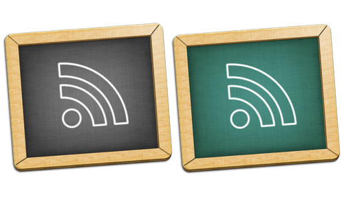 Fresh, Free and Gorgeous RSS Feed Icons