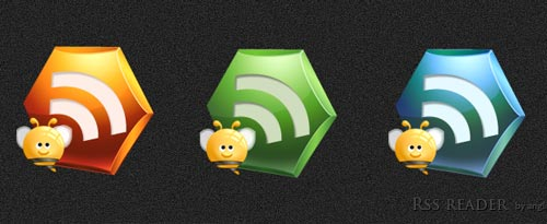 anglinerss Fresh, Free and Gorgeous RSS/Feed Icons