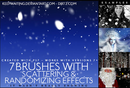 christmas+brushes Design + Christmas = oh my! Inspirational Resources!