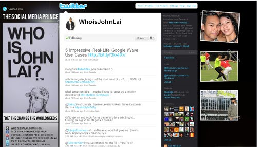 WhoisJohnLai Inspiration Reloaded!   44 Best Twitter Background Themes