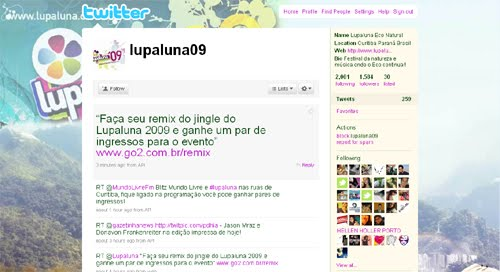 lupaluna09 Inspiration Reloaded!   44 Best Twitter Background Themes