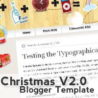 Christmas+V2.0+ +A+Premium+Like+Blogger+Template Christmas V2.0   A Premium Like Blogger Template