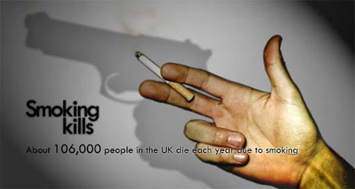 Smoking+KIlls+by+%7E+darylbrunsden 65 Creative Anti Smoking Ad Campaigns Dedicated to World No Tobacco Day