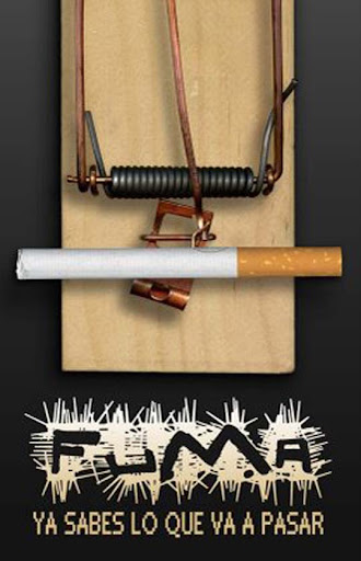 Smoke+Trap 65 Creative Anti Smoking Ad Campaigns Dedicated to World No Tobacco Day