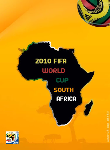 Fifa world Cup 2010 POSTER by AgogsDesign FIFA World Cup South Africa 2010 Wallpapers, Posters and Fan Art