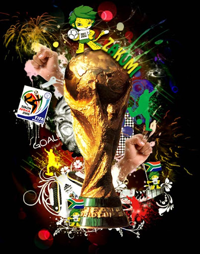Tribute To FIFA World Cup 2010 by agoez depe FIFA World Cup South Africa 2010 Wallpapers, Posters and Fan Art