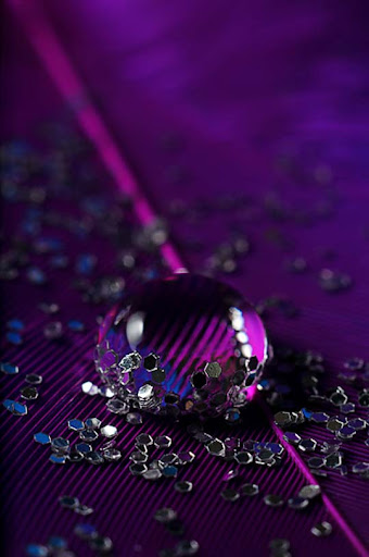 purple+drop The Purple Power | Stunning Photography Feature
