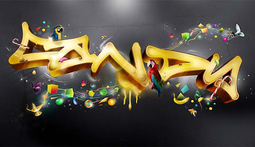Eyecandy by poyzon Typography Brilliance: To Make you say Wow #2