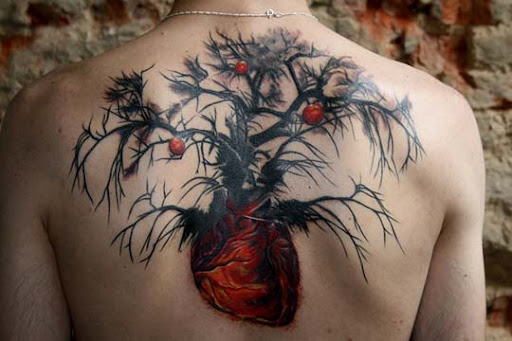 My finished tattoo by RomainD Incredible Tattoo Designs and Body Art to Inspire You