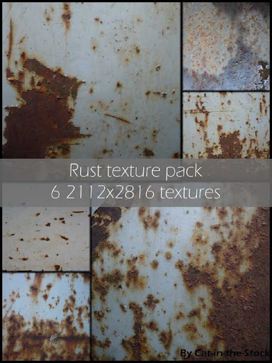Rust Pack by Cat in the Stock Free Rust Textures Every Designer Must Have | Stock Photography Resource