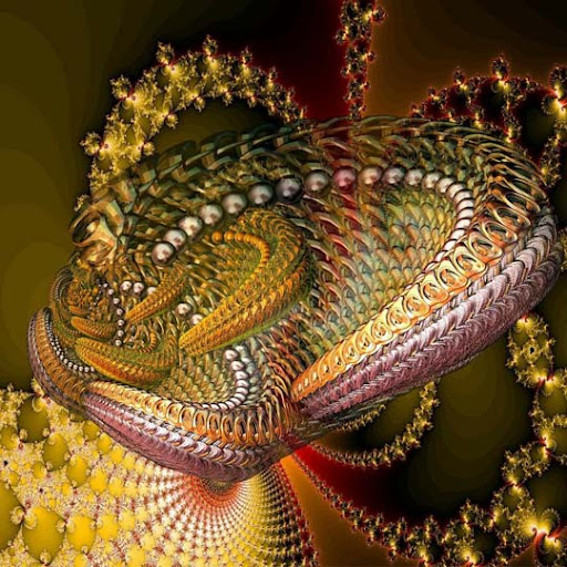 Cesta by Juniae 60 Spectacular Fractal Art Examples
