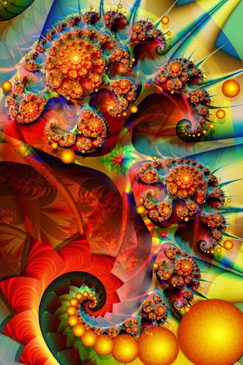 julian+model 60 Spectacular Fractal Art Examples