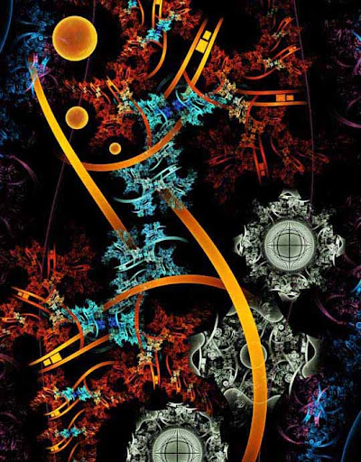 Aphelium by Deceneace 60 Spectacular Fractal Art Examples