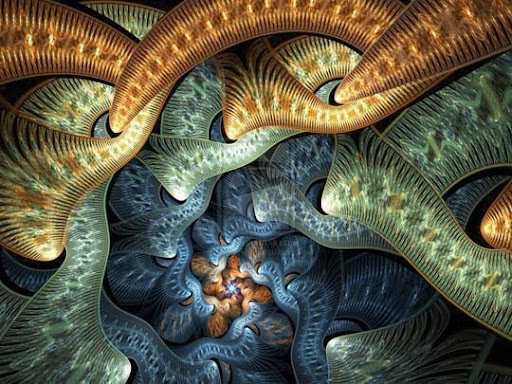 upturn by Fiery Fire 60 Spectacular Fractal Art Examples