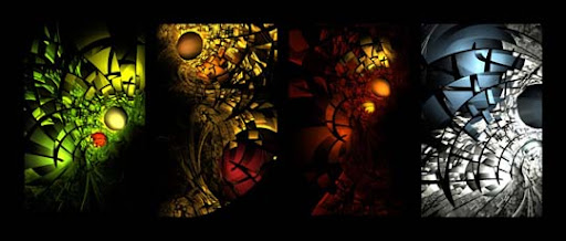 Fractal Seasons by Hyte 60 Spectacular Fractal Art Examples