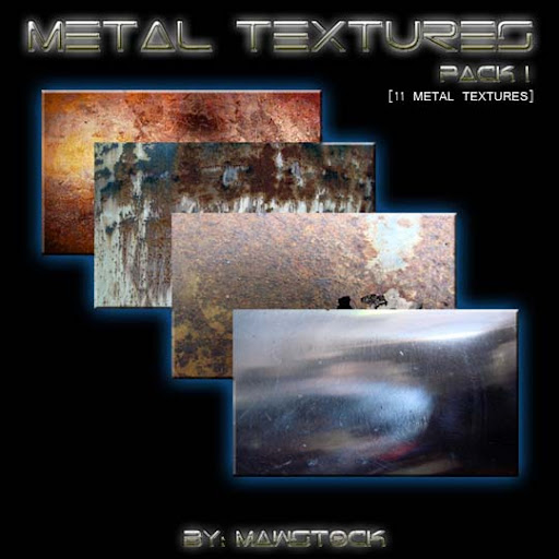 11 METAL TEXTURES PACK 1 by mawstock 60+ Free Metallic Textures Handpicked from DeviantArt