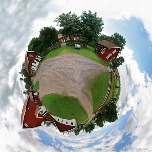 Planet+Sweden Mesmerising Planet Panoramic Photography