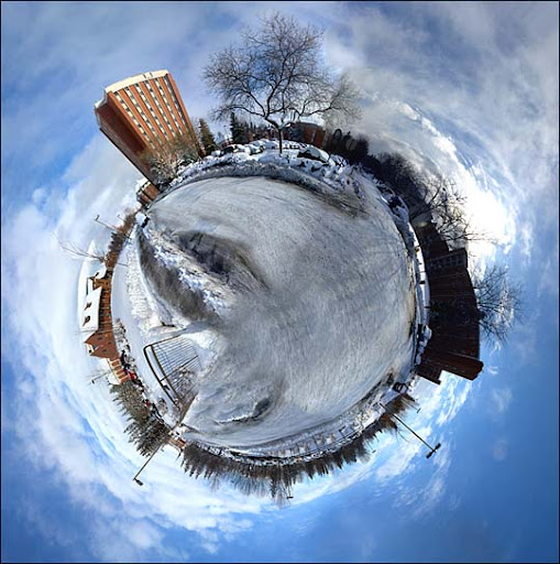 Theophilus Planet by bakerjake Mesmerising Planet Panoramic Photography
