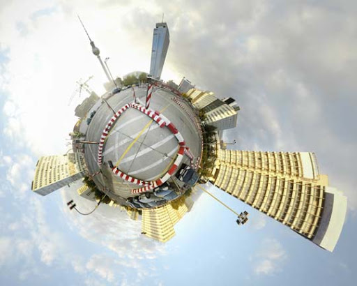 little planet berlin wallpaper by suckup Mesmerising Planet Panoramic Photography