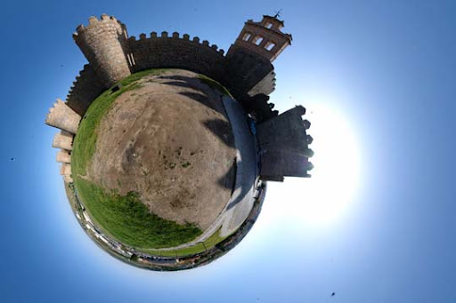Planet Avila   360 Pano   by rdevill Mesmerising Planet Panoramic Photography