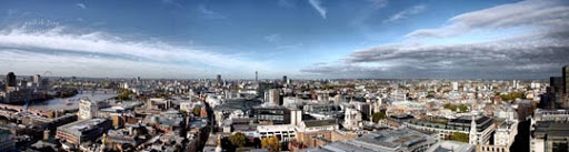 Panorama+of+London Stunning Horizontal Panoramic Shots | Photography Inspiration