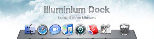 Illuminium Dock for Mac  by Balderoine 30+ Fresh Dock Icons For Mac Customization