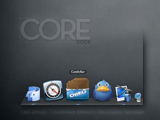 core dock by hotiron 30+ Fresh Dock Icons For Mac Customization