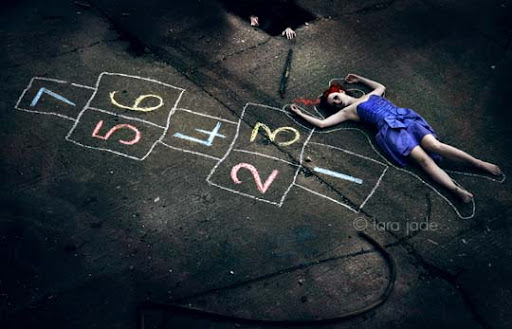 crime+scene Conceptual Photography: Pictures Speak a Thousand Words