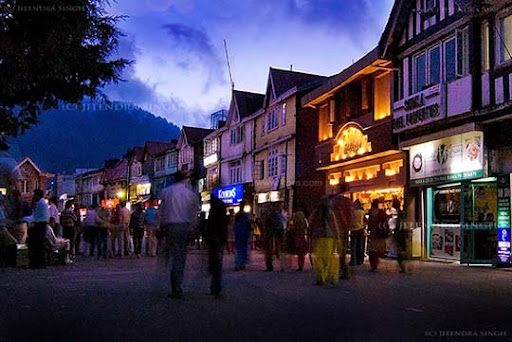 Mall+Road,+Shimla The Incredible India: 90 Spectacular Photos