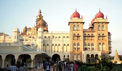 Mysore+Palace,+Karnataka The Incredible India: 90 Spectacular Photos