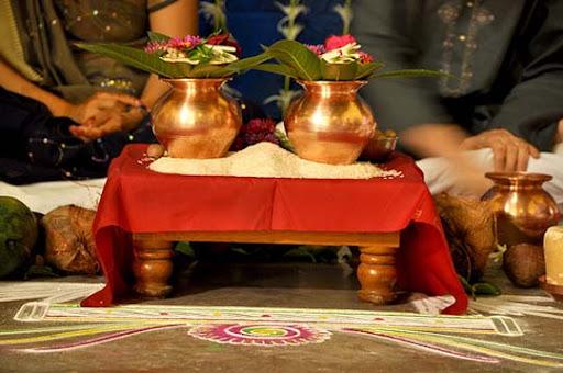 Ganapati Kumbha Wedding