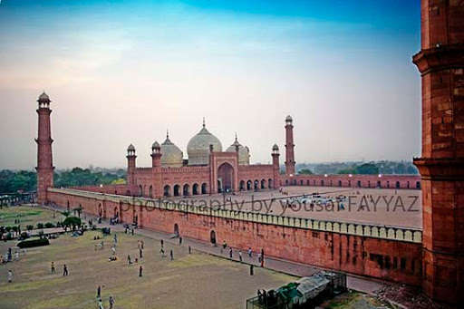 Badshahi+Mosque+3 The Beauty of Pakistan: 70 Amazing Photographs