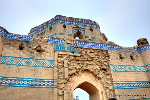 Ruins+of+Uch+Sharif The Beauty of Pakistan: 70 Amazing Photographs