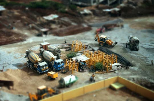 Tilt Shift+Work 50+ Beautiful Examples of Tilt Shift Photography