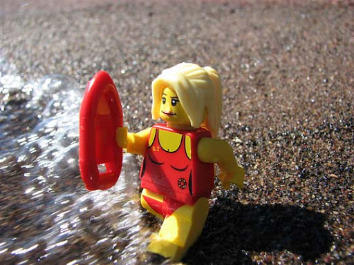 To+the+Rescue 50 Incredibly Creative LEGO Creations