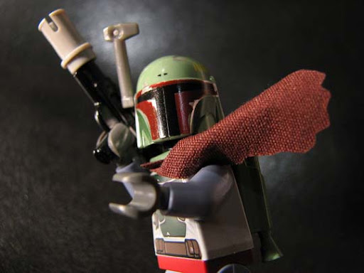Boba+Fett 50 Incredibly Creative LEGO Creations