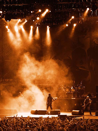 Slayer 44 Impressive Examples of Concert Photography | Inspiration