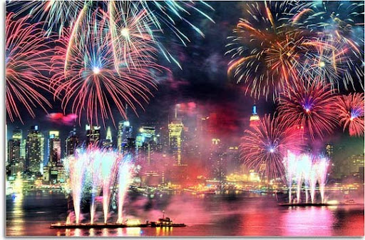New+York+City+Fireworks 60+ Jaw Dropping Examples of Fireworks Photography