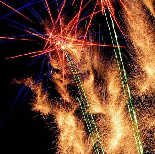 A+Boom+Boom+Boom 60+ Jaw Dropping Examples of Fireworks Photography