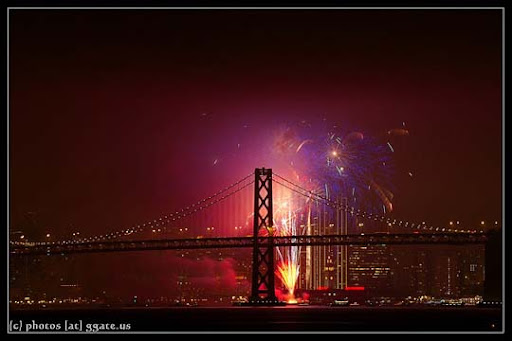 New+Year%27s+Firework+in+San+Francisco 60+ Jaw Dropping Examples of Fireworks Photography