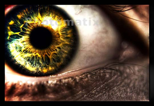 Fake HDR by crazygolucky 30+ Mesmerising Macro Photos of the Human Eye | Photography Inspiration