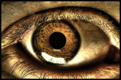 The World just makes me sick by juggleart 30+ Mesmerising Macro Photos of the Human Eye | Photography Inspiration